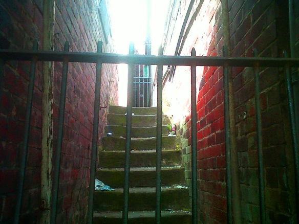 gated gennel 1