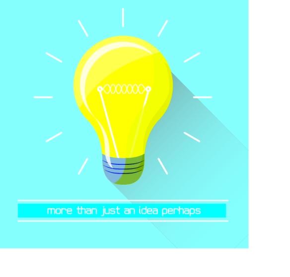 idea bulb f4mmedia