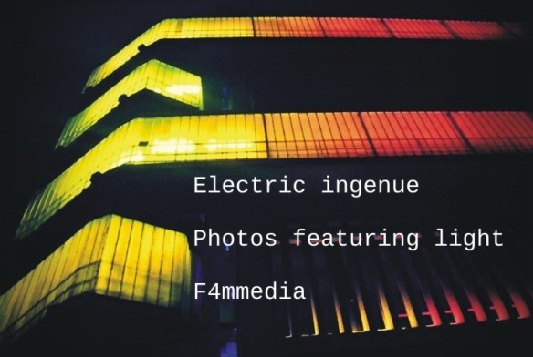 electric ingenue cover