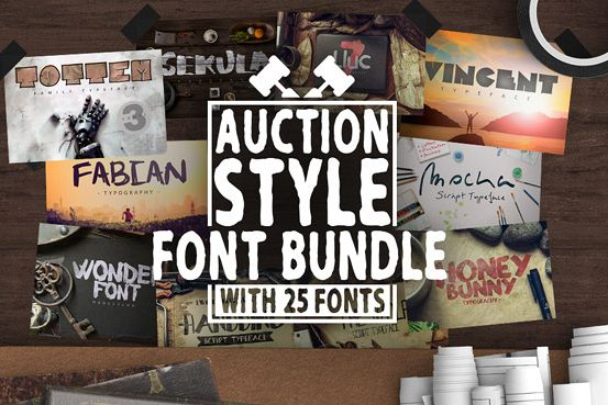 25-fonts-bundle